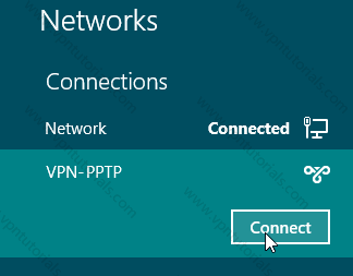 VPN Connect PPTP